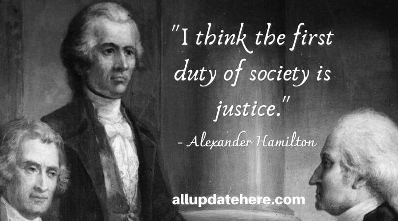 alexander hamilton quotes on freedom