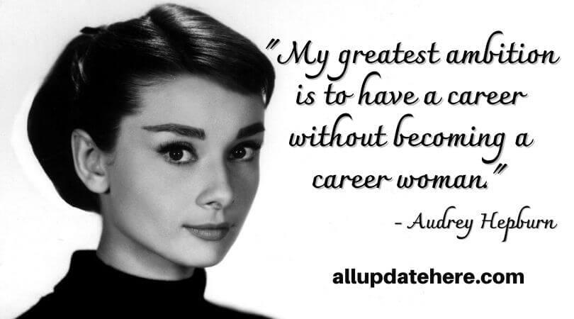 audrey hepburn quotes beauty