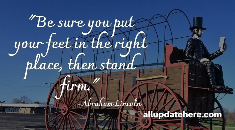 Abraham Lincoln Quotes on Love