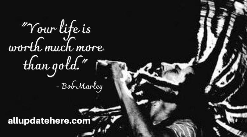 Bob Marley inspirational quotes