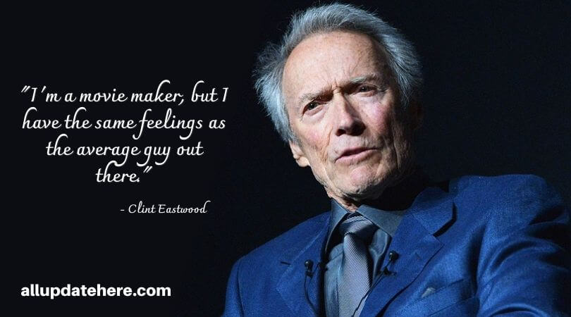 clint eastwood quotes movies