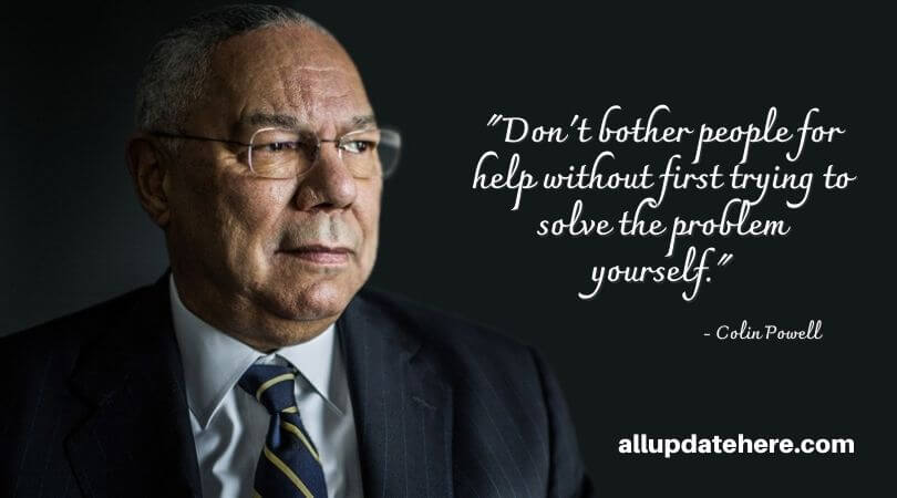 colin powell quotes