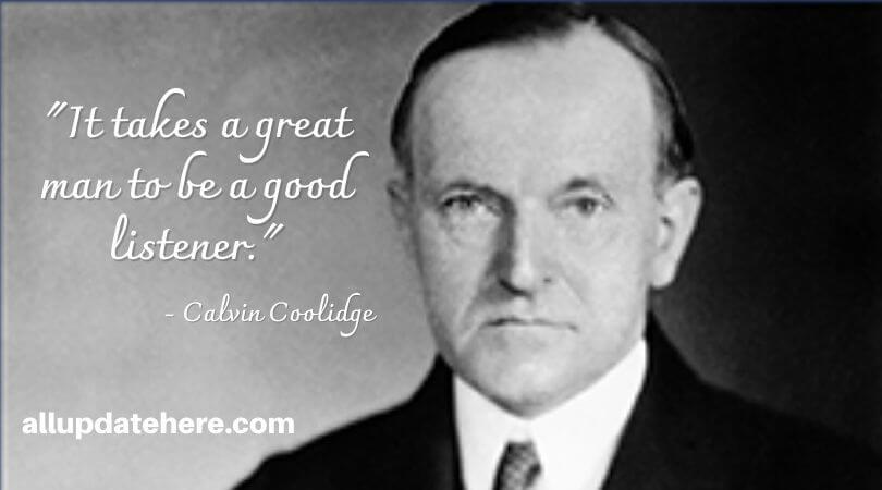 calvin coolidge quotes constitution
