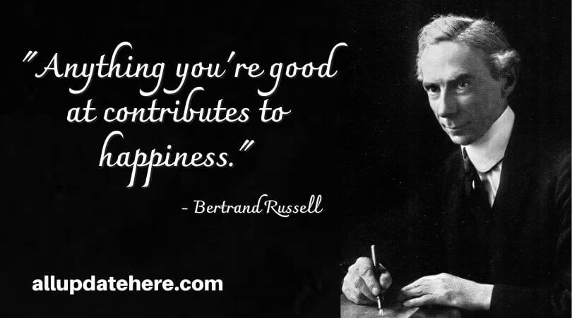 bertrand russell quotes on happiness
