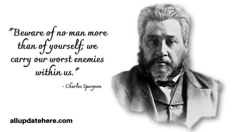 charles spurgeon quotes