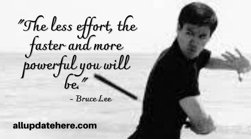 bruce lee quotes in english