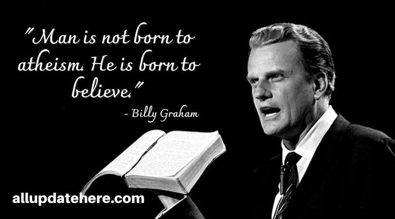 billy graham quotes on hope