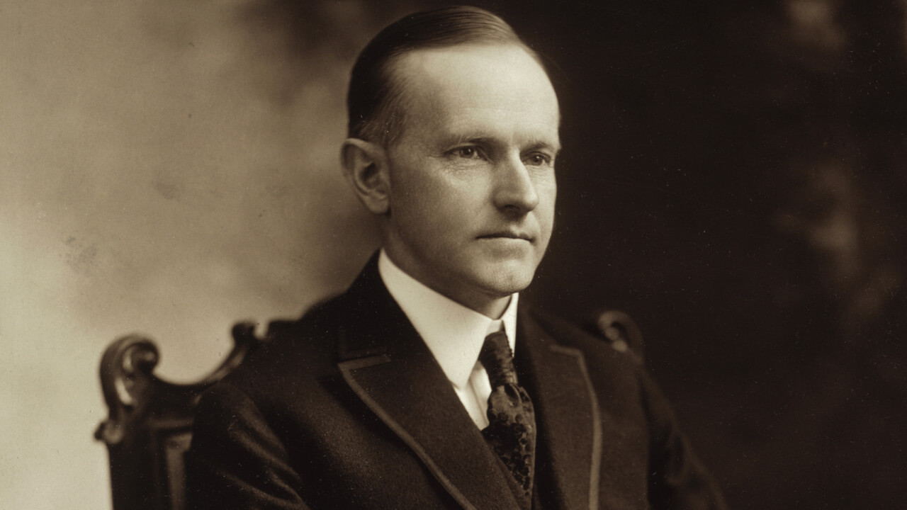 Calvin Coolidge Quotes Inspirational And Motivational