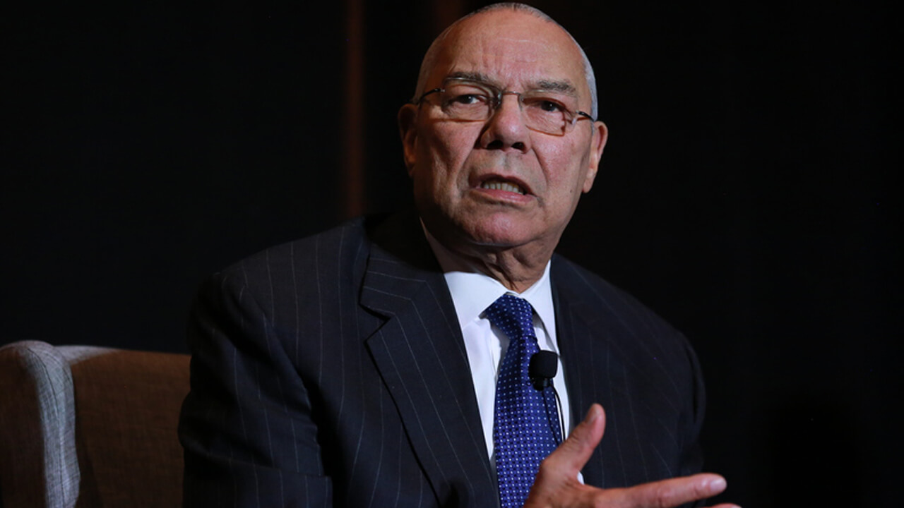 Colin Powell Quotes On Decision Making, Leadership, Success