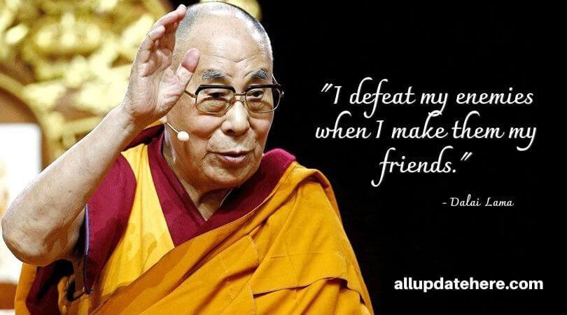 dalai lama quotes about peace