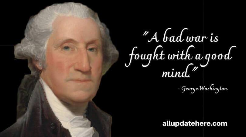 george washington quotes
