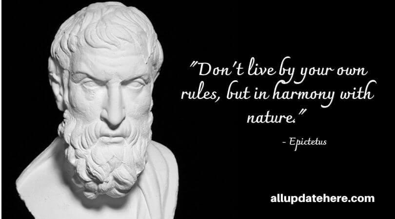 epictetus quotes happiness and freedom