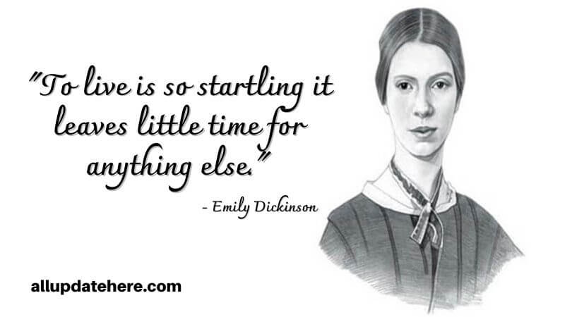 emily dickinson quotes about death