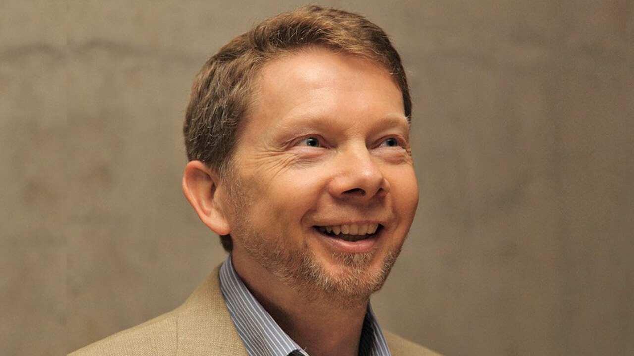 Eckhart Tolle Quotes On Love, Success, Happiness, Relationships