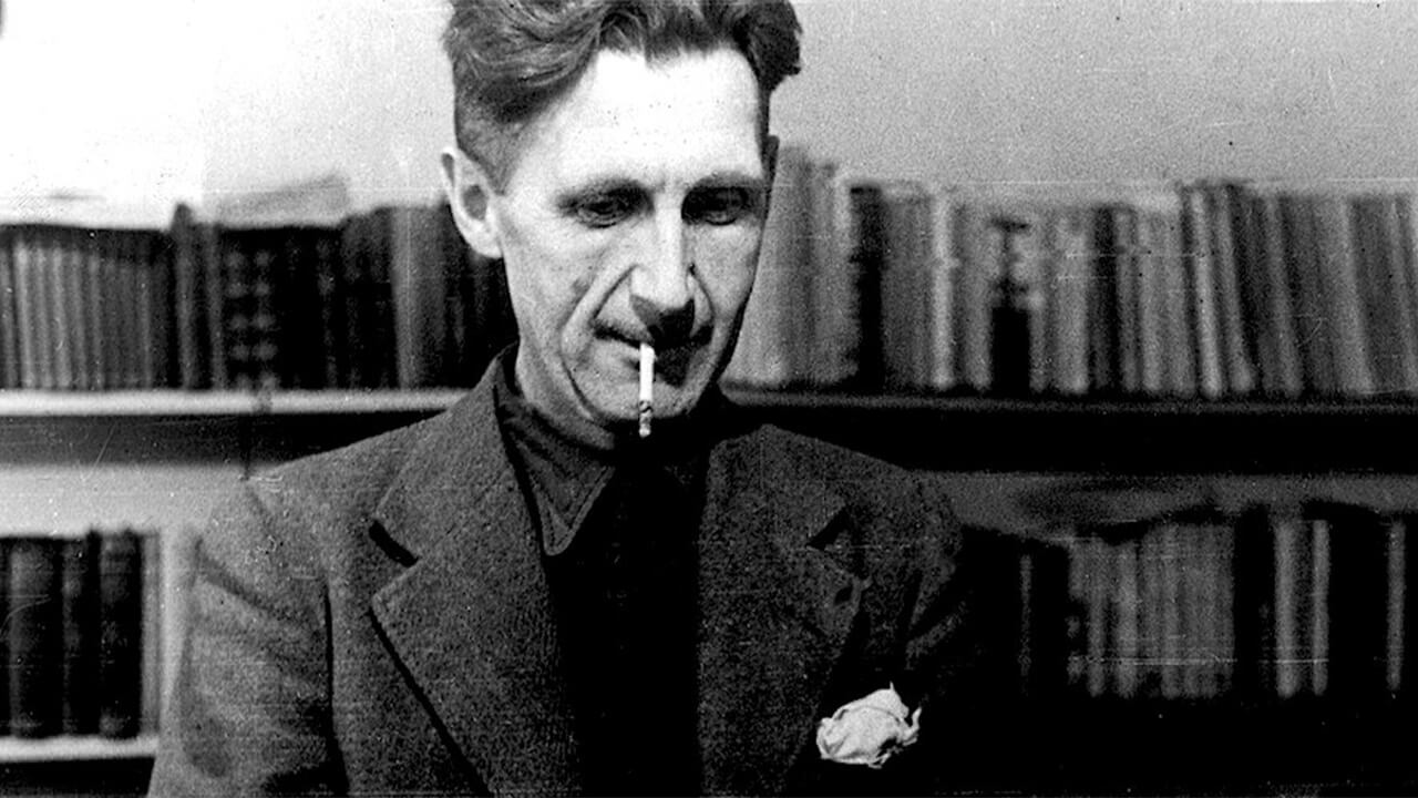 George Orwell Quotes On Freedom, Truth, Power, History, Politics