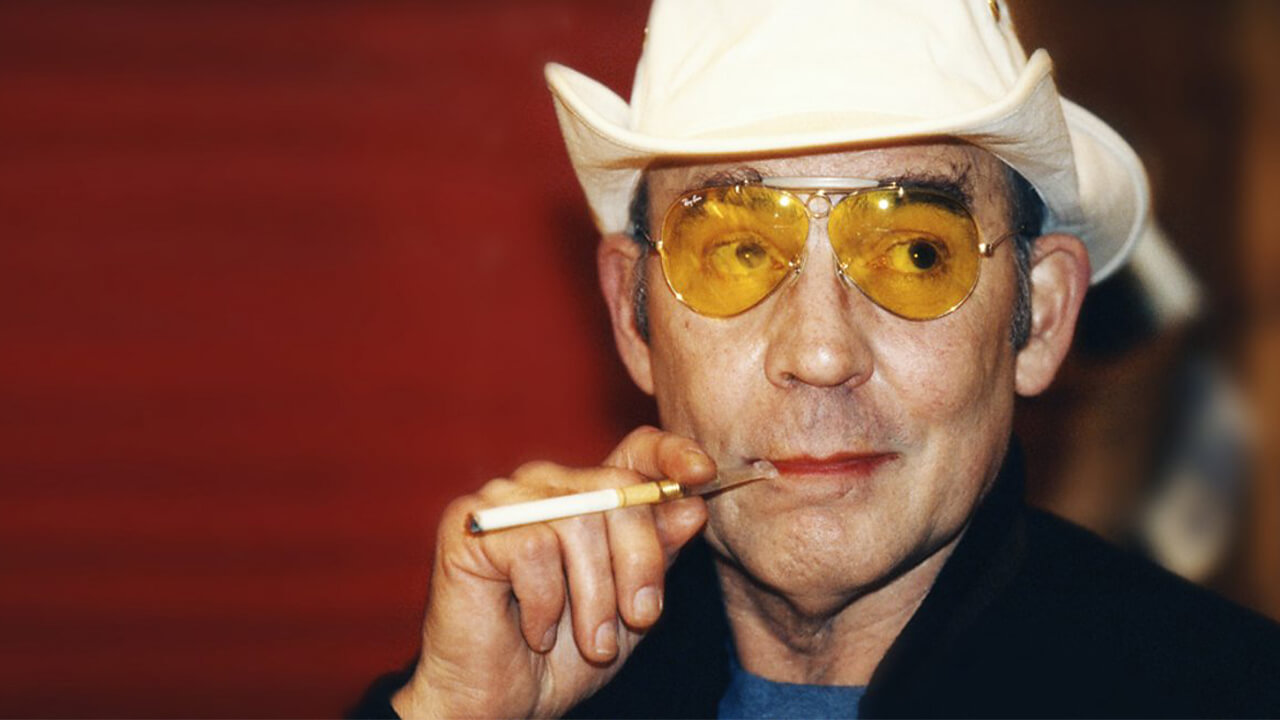 Hunter S. Thompson Quotes That Will Inspire You To Success In Life