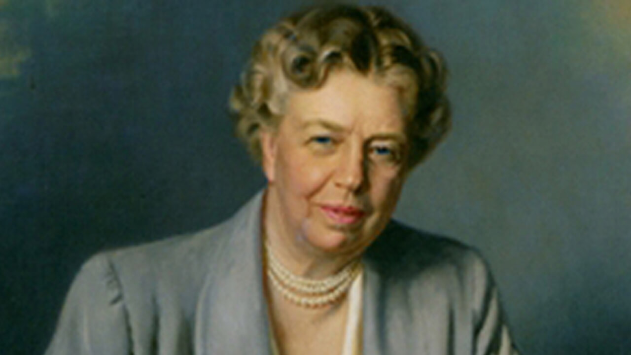 Eleanor Roosevelt Quotes On  Minds, Friendship, Leadership, Deams