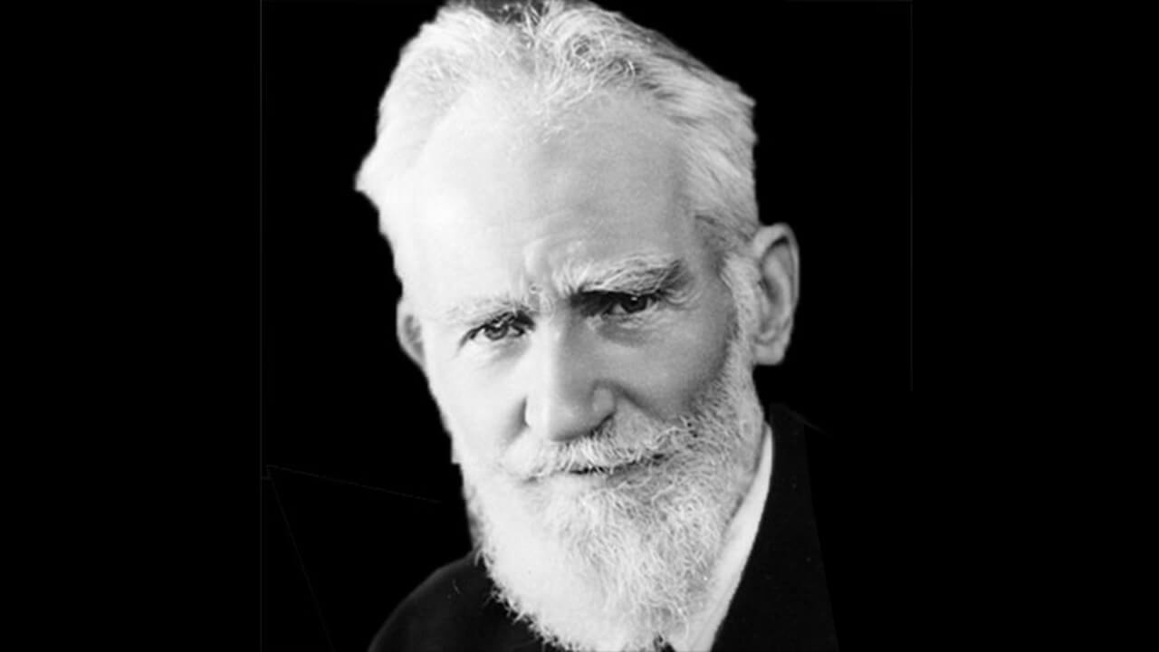 George Bernard Shaw Quotes On Love, Life, Happiness, Democracy