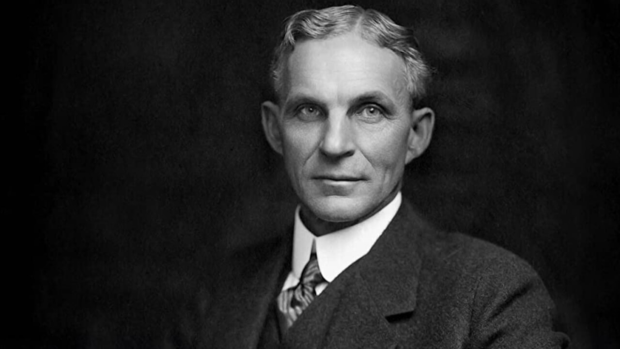 Henry Ford Quotes About Money, Advertising, Cars, Teamwork